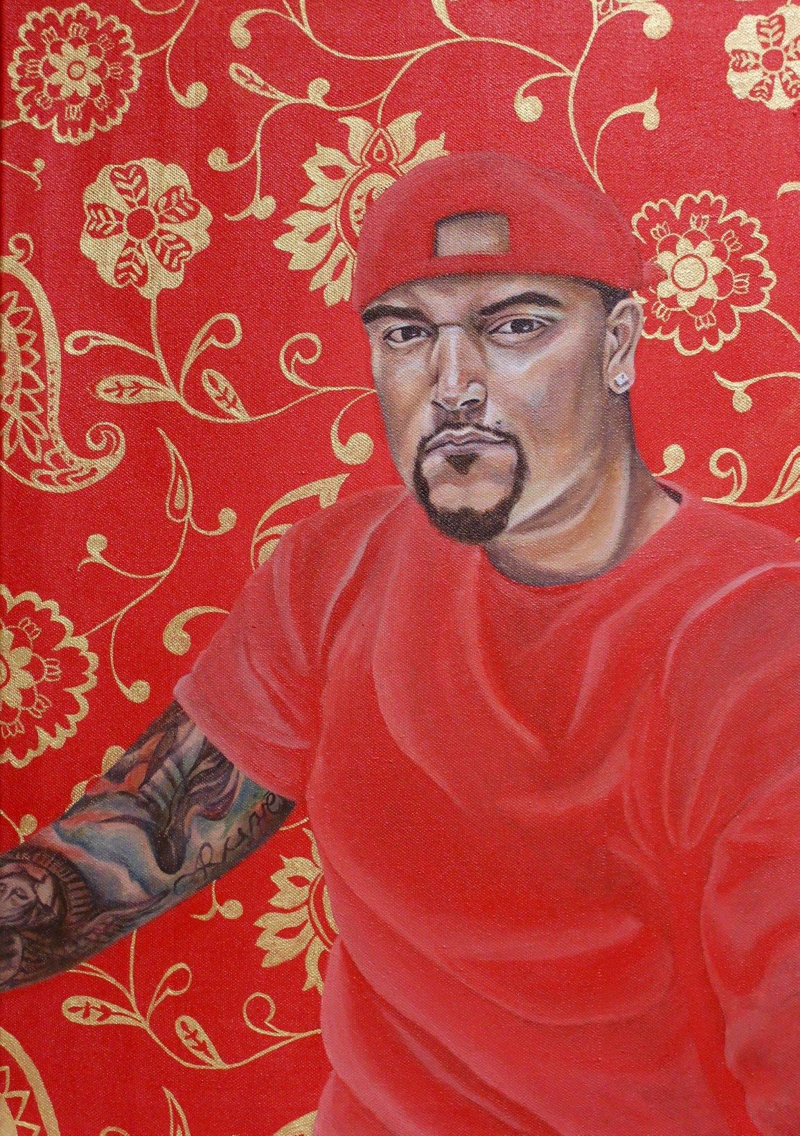 Angel Enrique Bermudez by Corinne Holloway