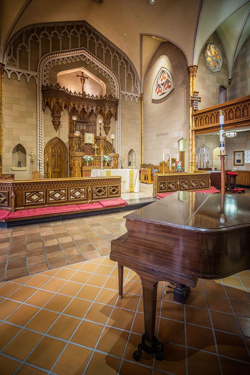 St. Luke & St. Simon Cyrene