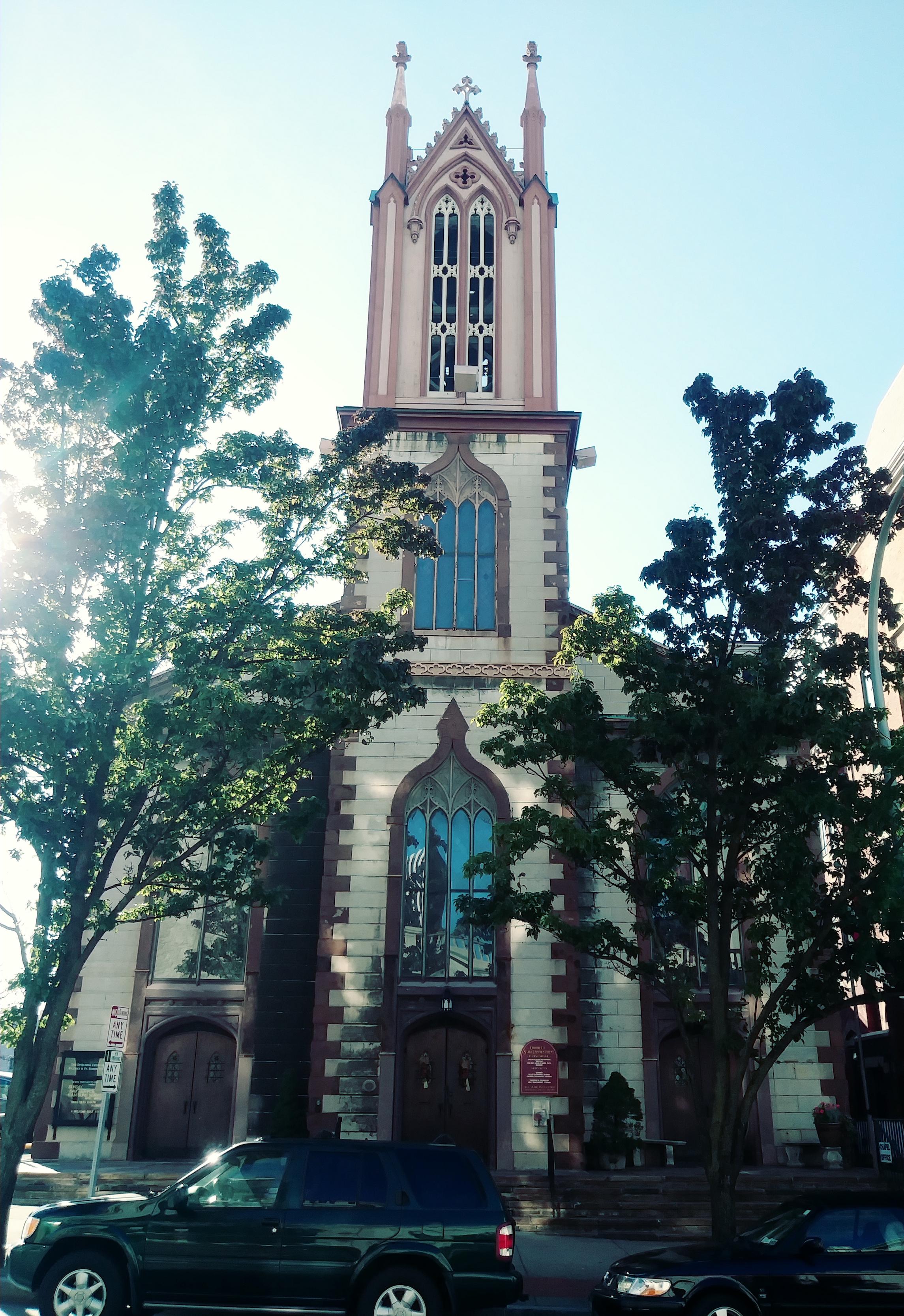 St. Luke & St. Simon Cyrene Exterior