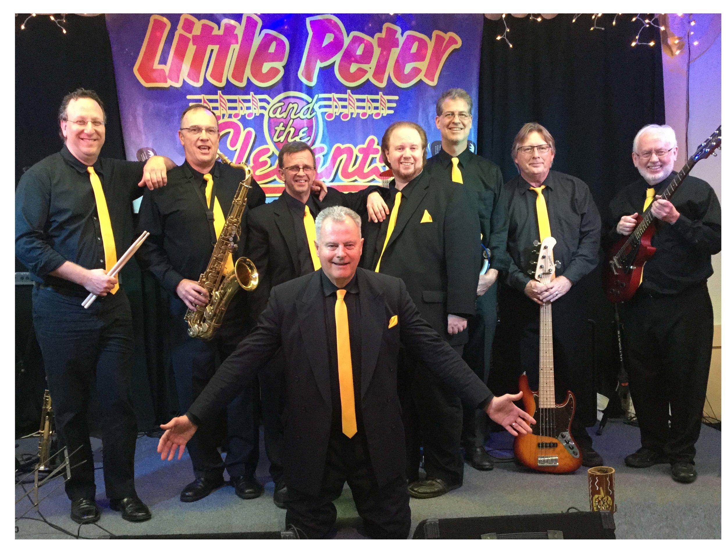 Little Peter & the Elegants