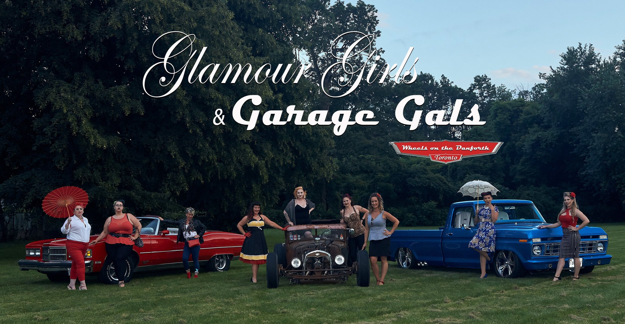 Thank You to all our Glamour Girls & Garage Gals of 2019.