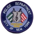 1st Issue NYPD Marching Band (1992)
