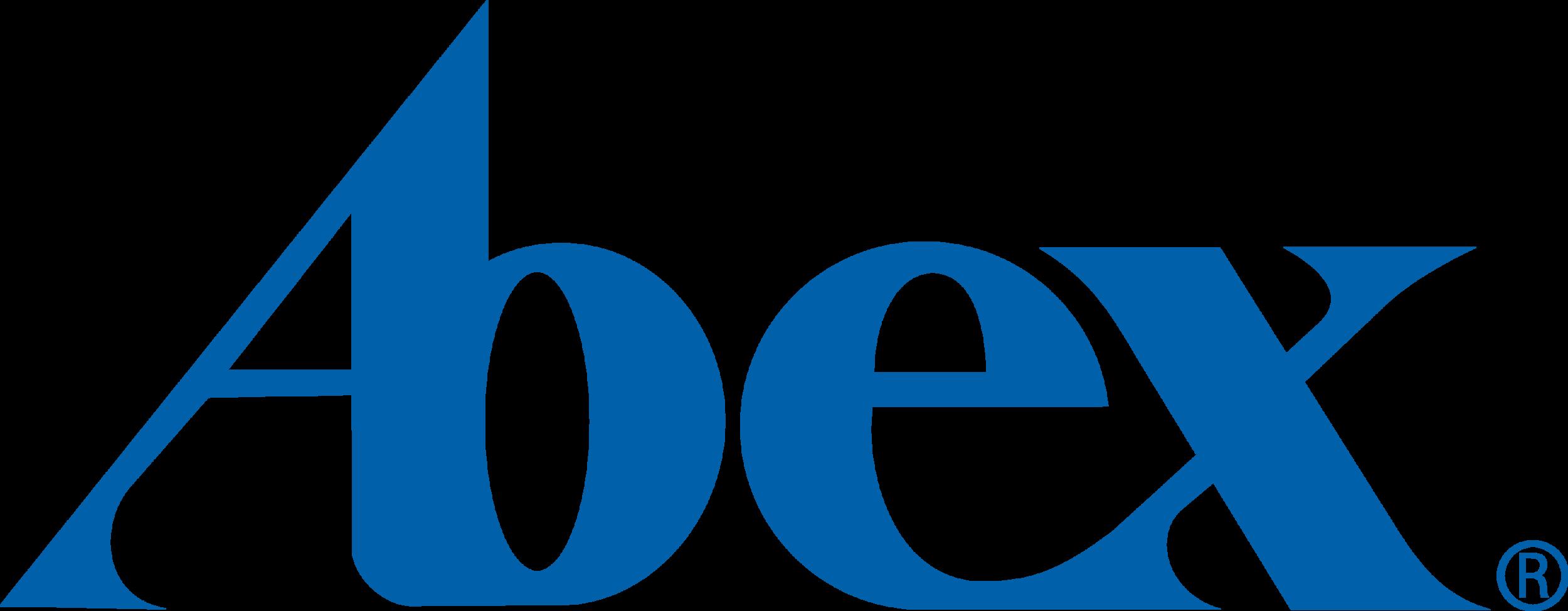 Abex logo