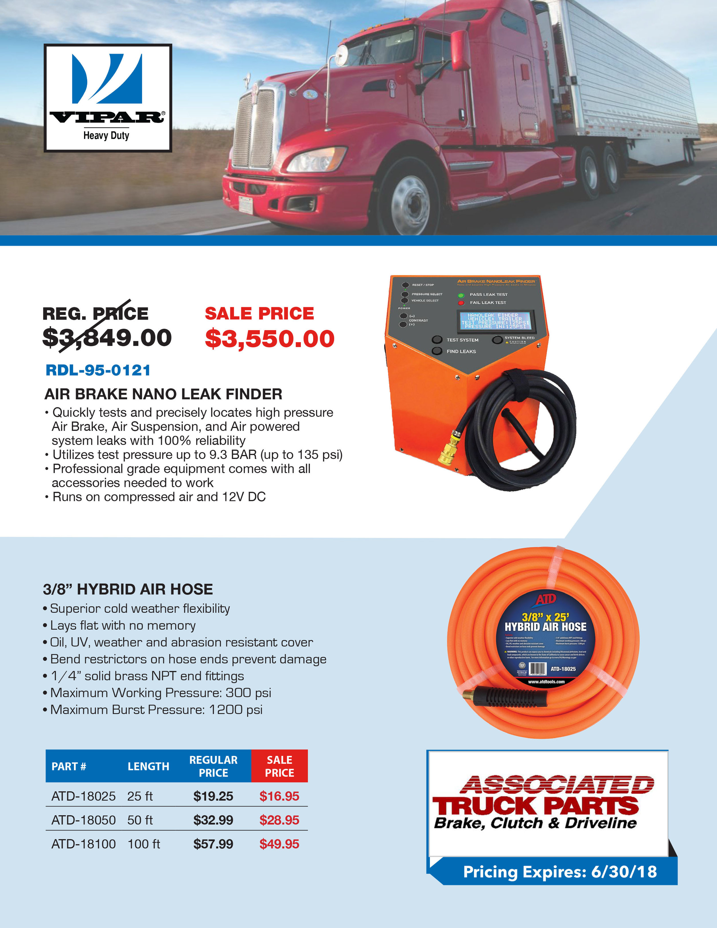 June Tool of the Month Flyer