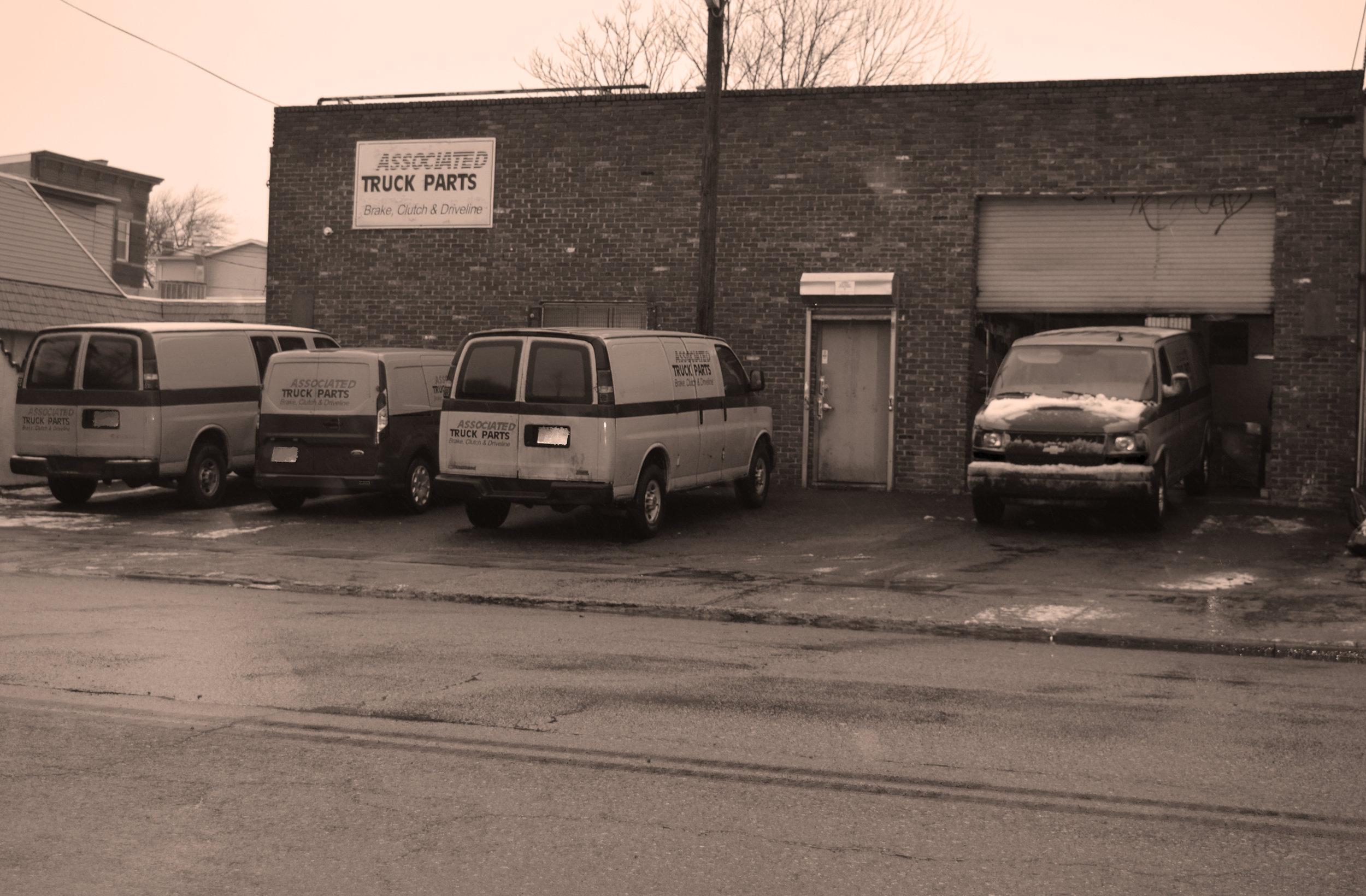 Former Elizabeth Location - Associated Truck Parts Elizabeth joins Saddle Brook, NJ location.