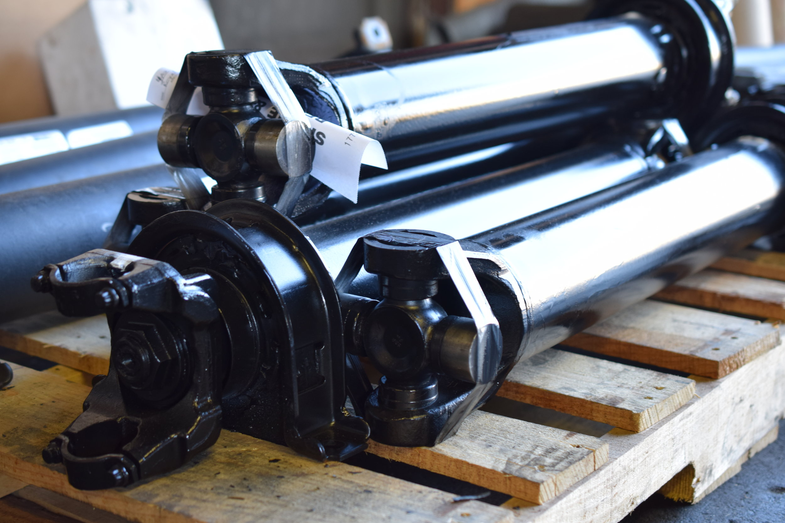 Reliable drive shaft balancing at great prices