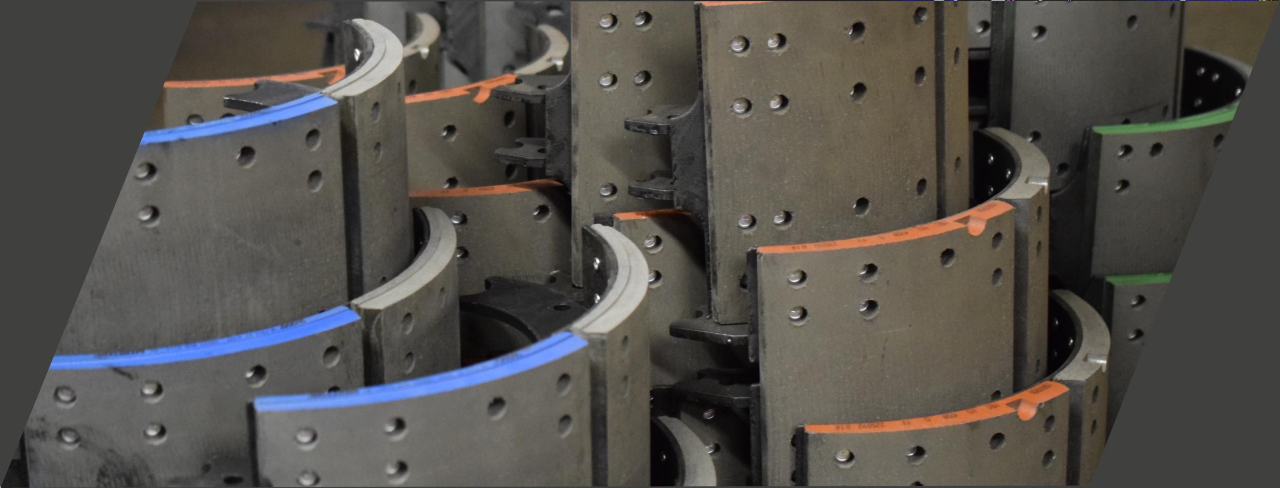 Brake Shoe Manufacturing    Learn More