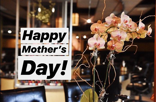 Happy Mother's Day to all the moms out there!