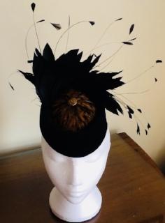 'Black Pheasant Pill' - £150.00
