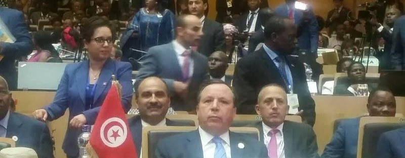 "Tunisian President Mr. Beji Caid Essebsi entrusted Foreign Minister Mr. Khemaies Jhinaoui with leading the Tunisian delegation to the 30th Ordinary Session of the Conference of Heads of State and Government of the African Union (AU), organised January 28-29 in Addis Ababa, under the theme ""Overcoming corruption : a sustainable option for transforming Africa "".  Mr. Jhinaoui had on the fringes of his participation in the summit, a set of meetings and working sessions with the heads of African delegations. He met also senior AU officials to review bilateral relations and discuss important issues of mutual interest in the Continent."
