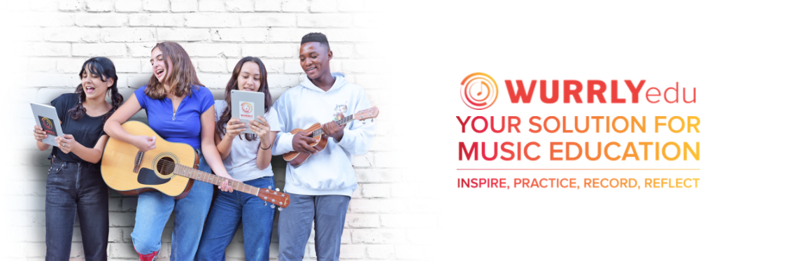 WURRLYedu - Utilizes the connection with grammy award winning artists to inspire learners to develop not just musical skills but also social and emotional skills. It is a complete digital solution for music educators designed to inspire students and create engaged learners- For teachers, it is a web portal with a personalized curriculum builder, supported by lesson plans from world class music institutions and short form videos from Grammy award winning artists.- For students, it is mobile app containing thousands of popular songs that students can customize, practice and record both inside the classroom and at home.By connecting these two products, we create a dynamic assessment tool that allows for truly experiential learning.