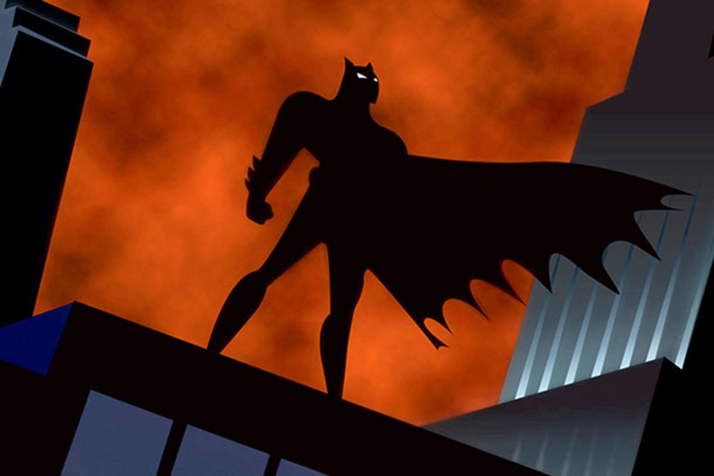 FUN FACT: The Batman series won a string of Daytime Emmy awards, including one for Outstanding Writing in an Animated Program, one for Outstanding Music Direction and Composition, and another for Outstanding Sound Editing.