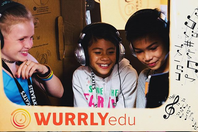 Students love using #WURRLYedu in their summer camps! 🎵😎 Start your free trial now by clicking here: https://portal.wurrlyedu.com/signup  #FreeTrial #MusicProgram #MusicEducation #MusicTeachers #MusicEducation #LessonPlans #Inspire #Practice #Record #Reflect  #MusicTherapy #Wurrly