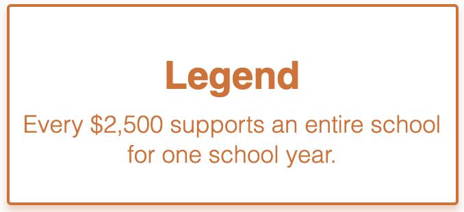 Legend Donation