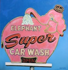 Elephant Super Car Wash