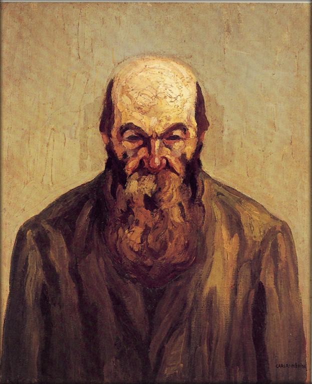 Old Man, 1910