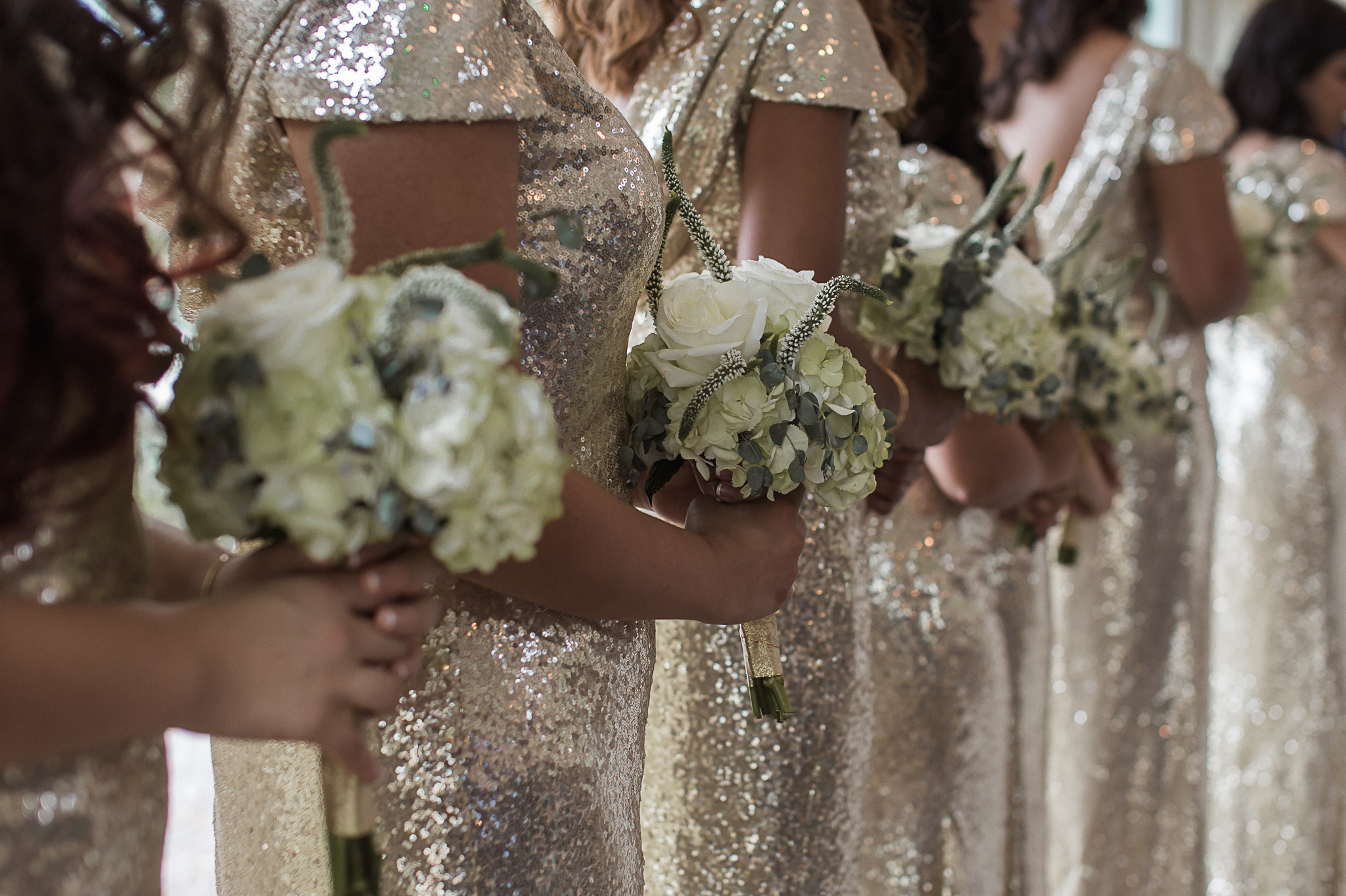 Bridal Party Details Charlotte Wedding Photographer