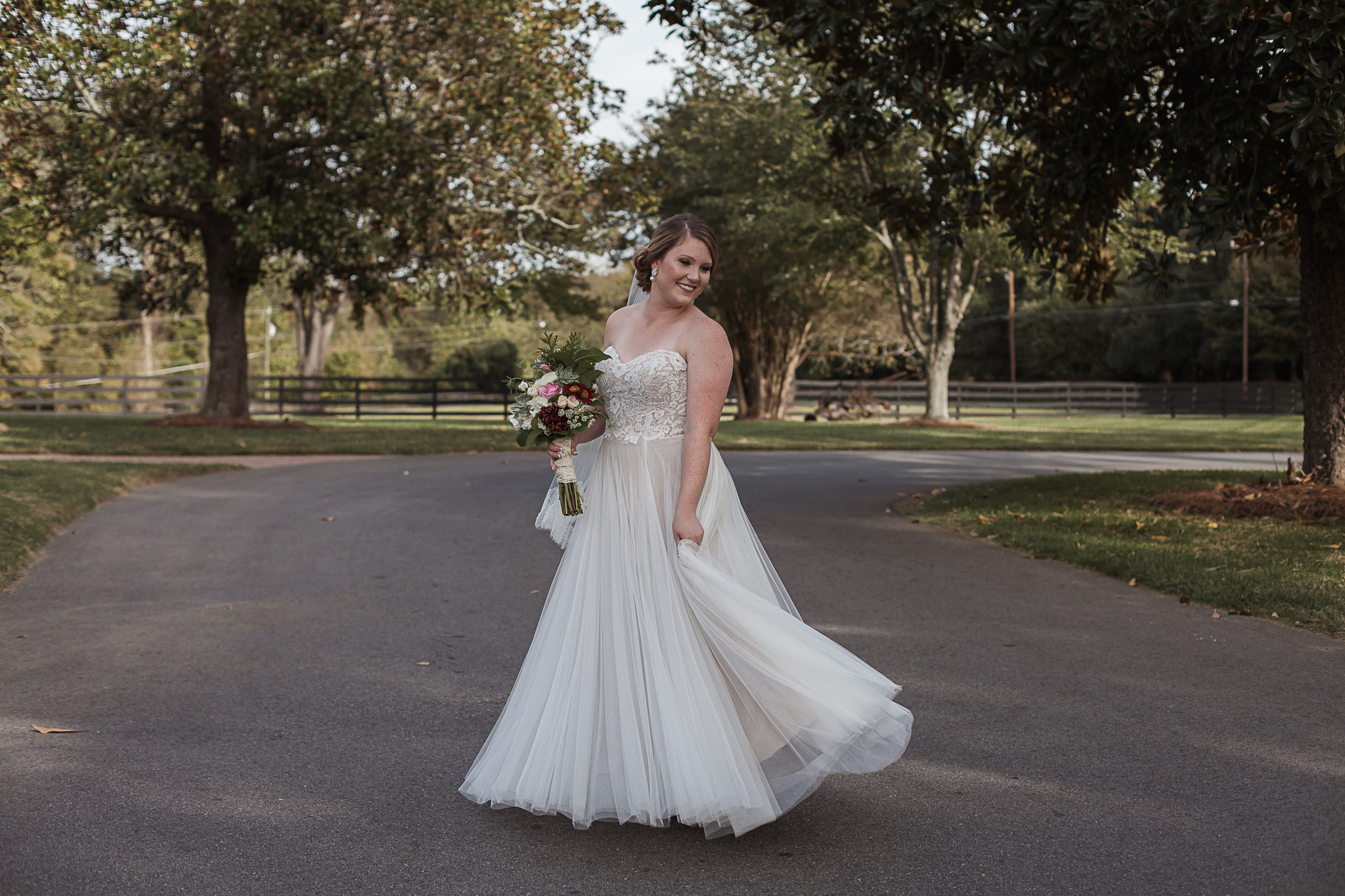 Bridal Portraits Charlotte Wedding Photographer