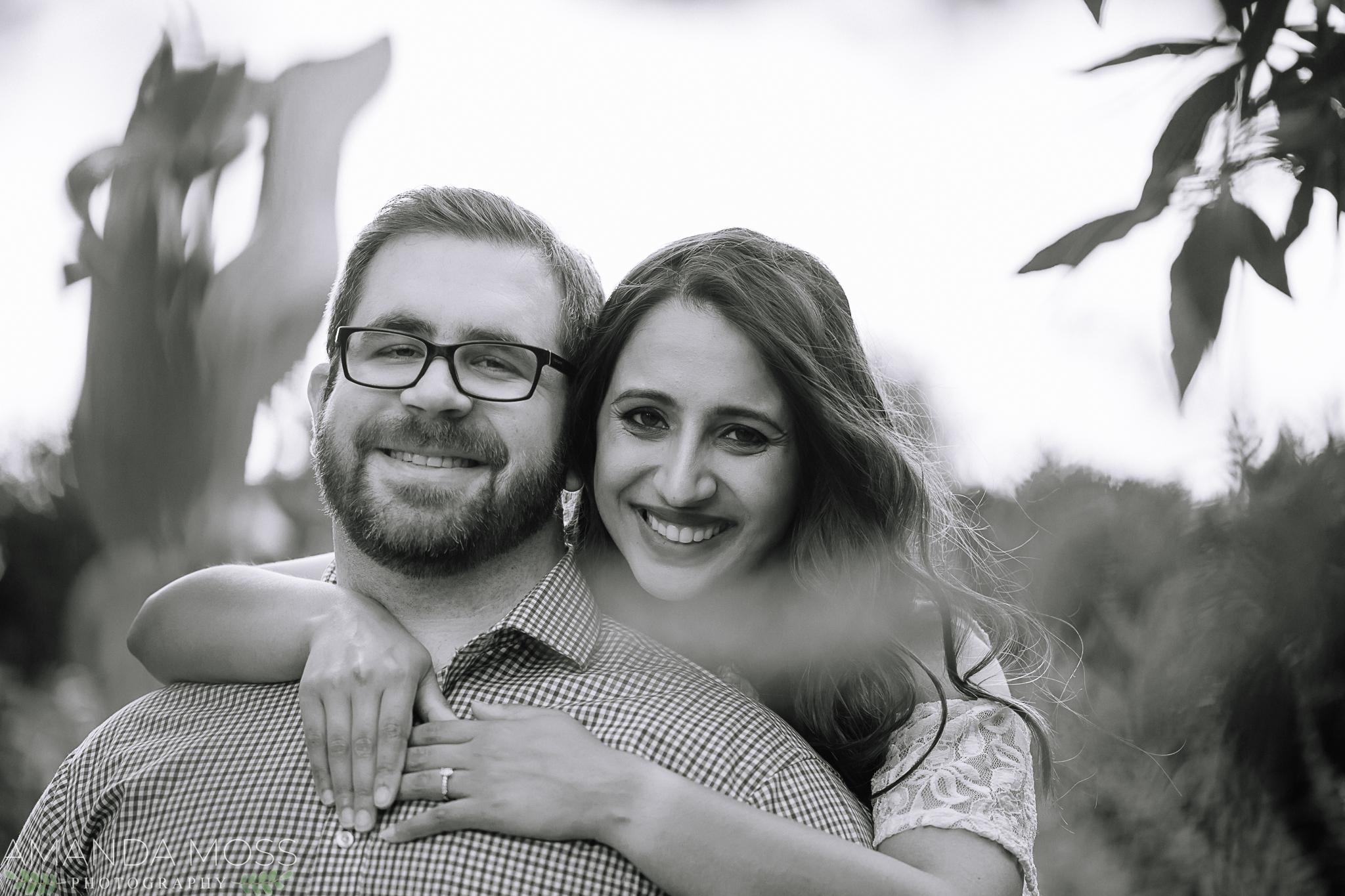 romare bearden engagement session