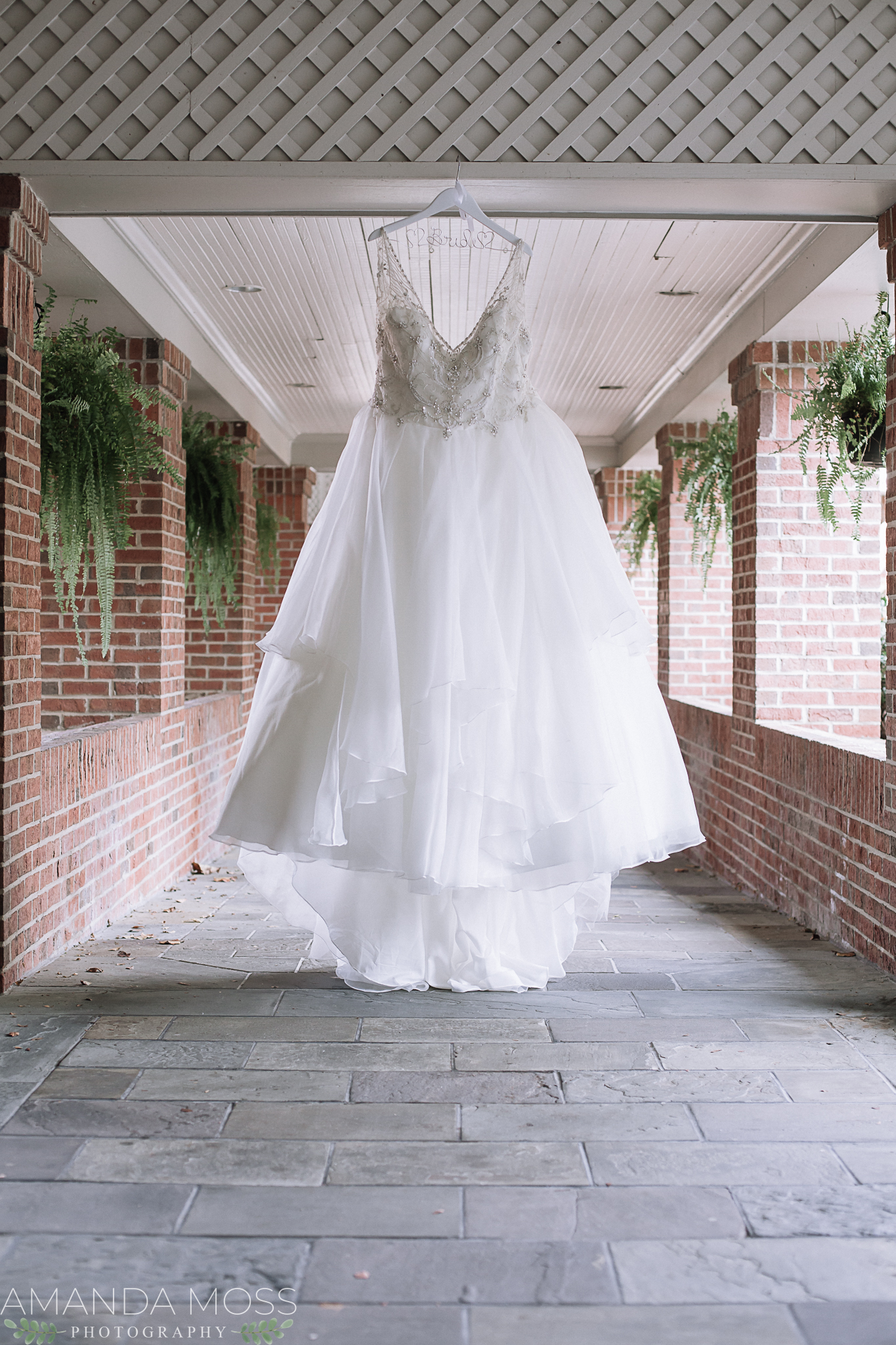 charlotte wedding doubletree southpark