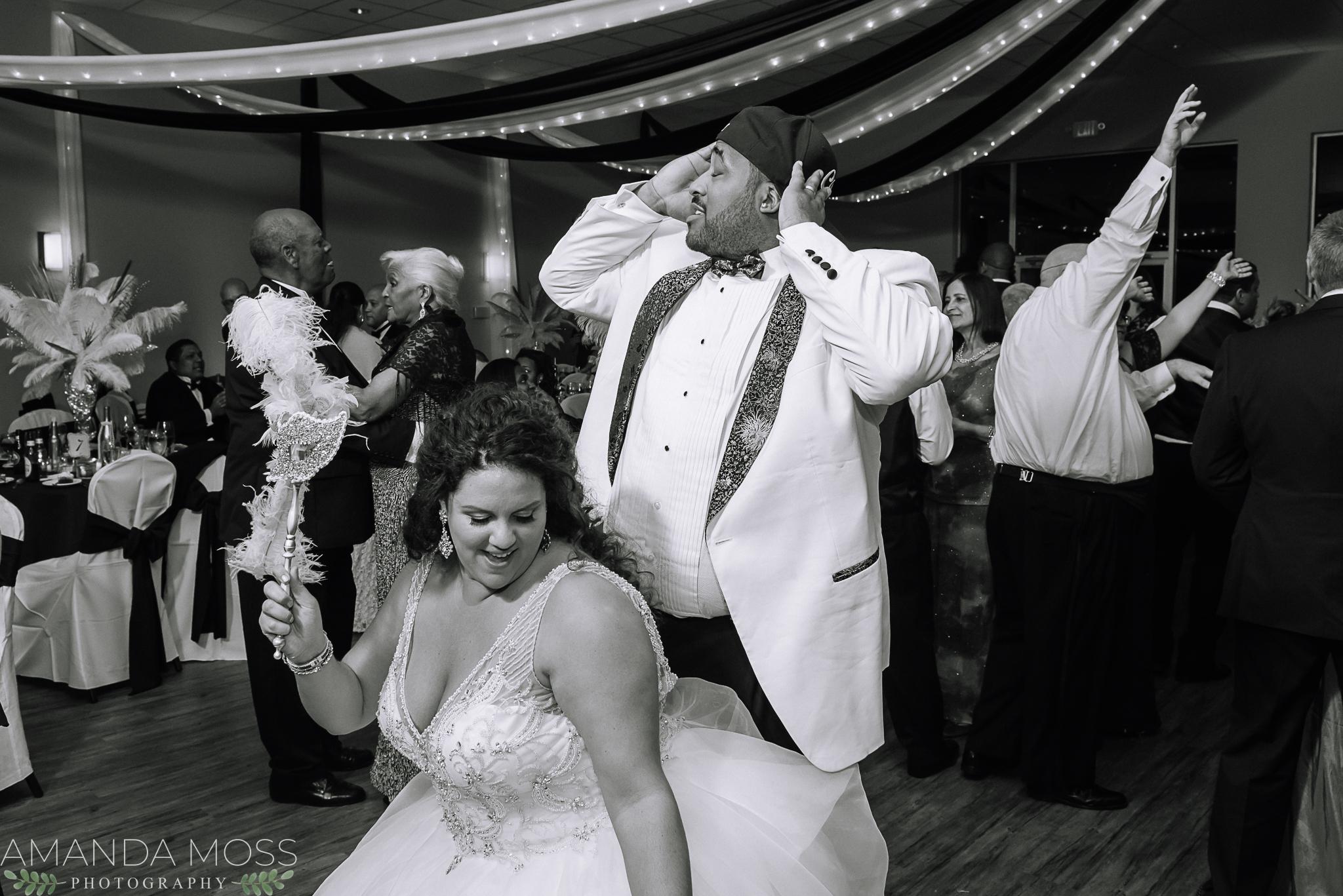 charlotte wedding pine lake country club