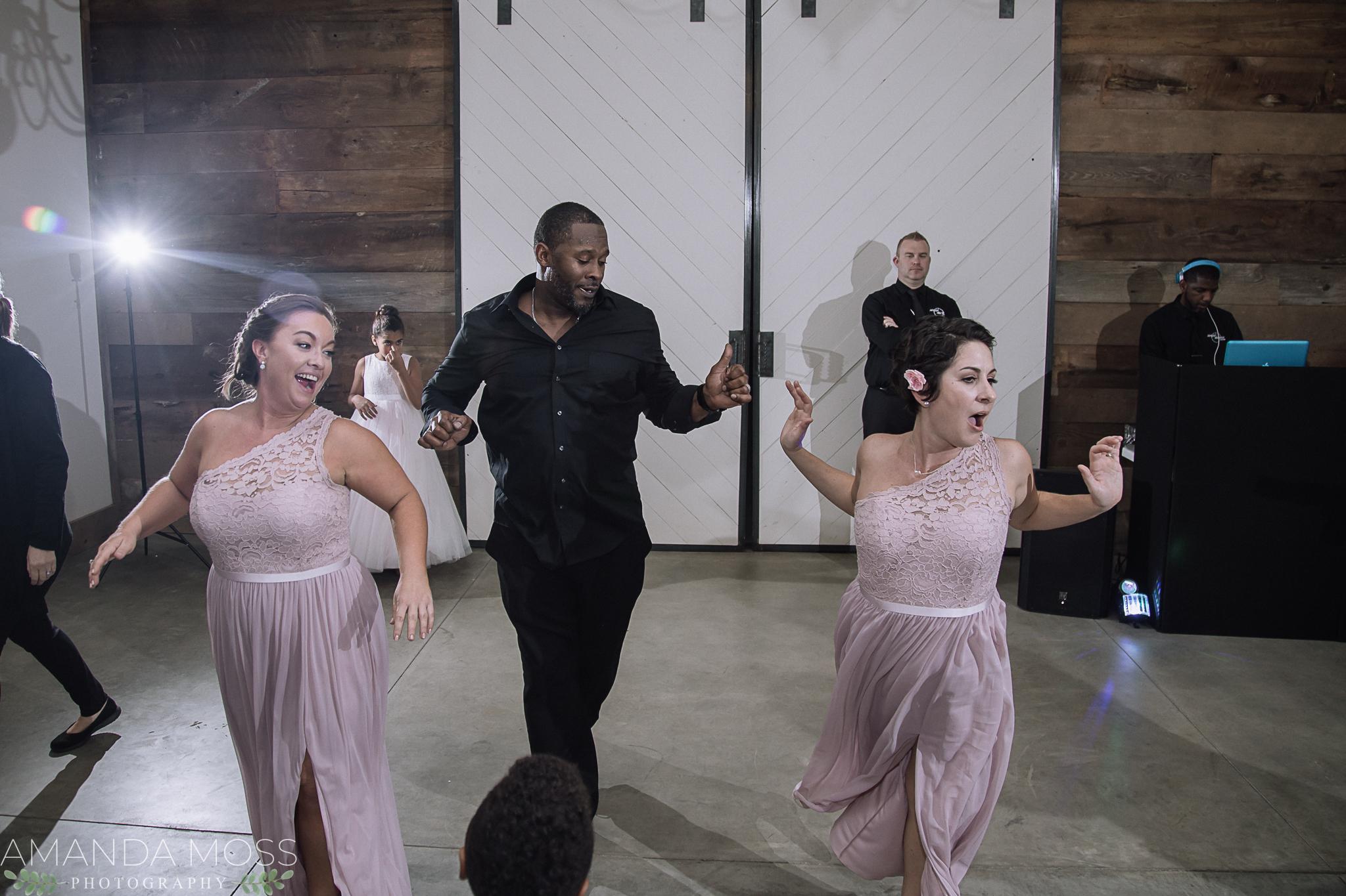 wedding at circle m farm events