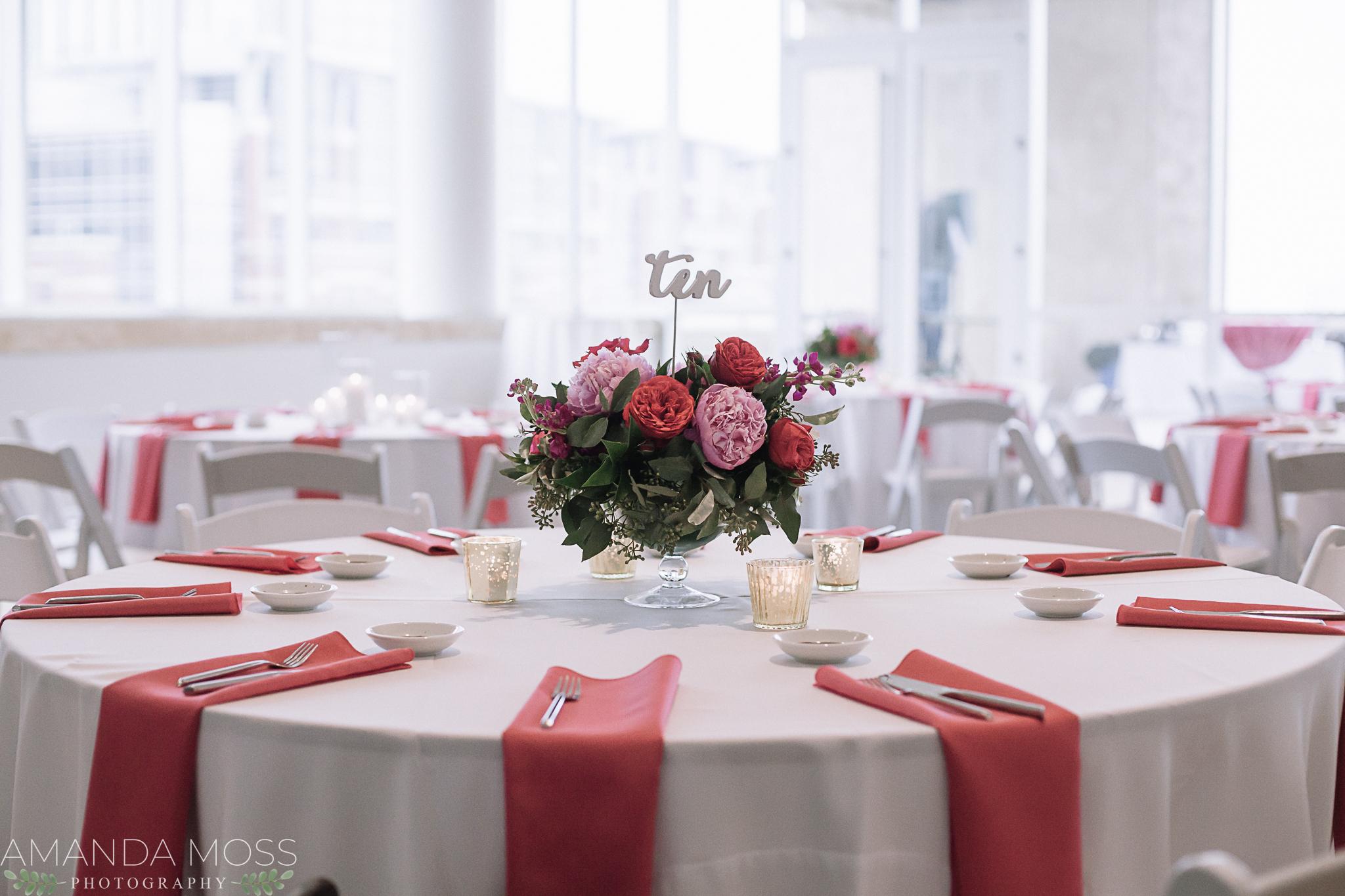 charlotte wedding mint museum uptown