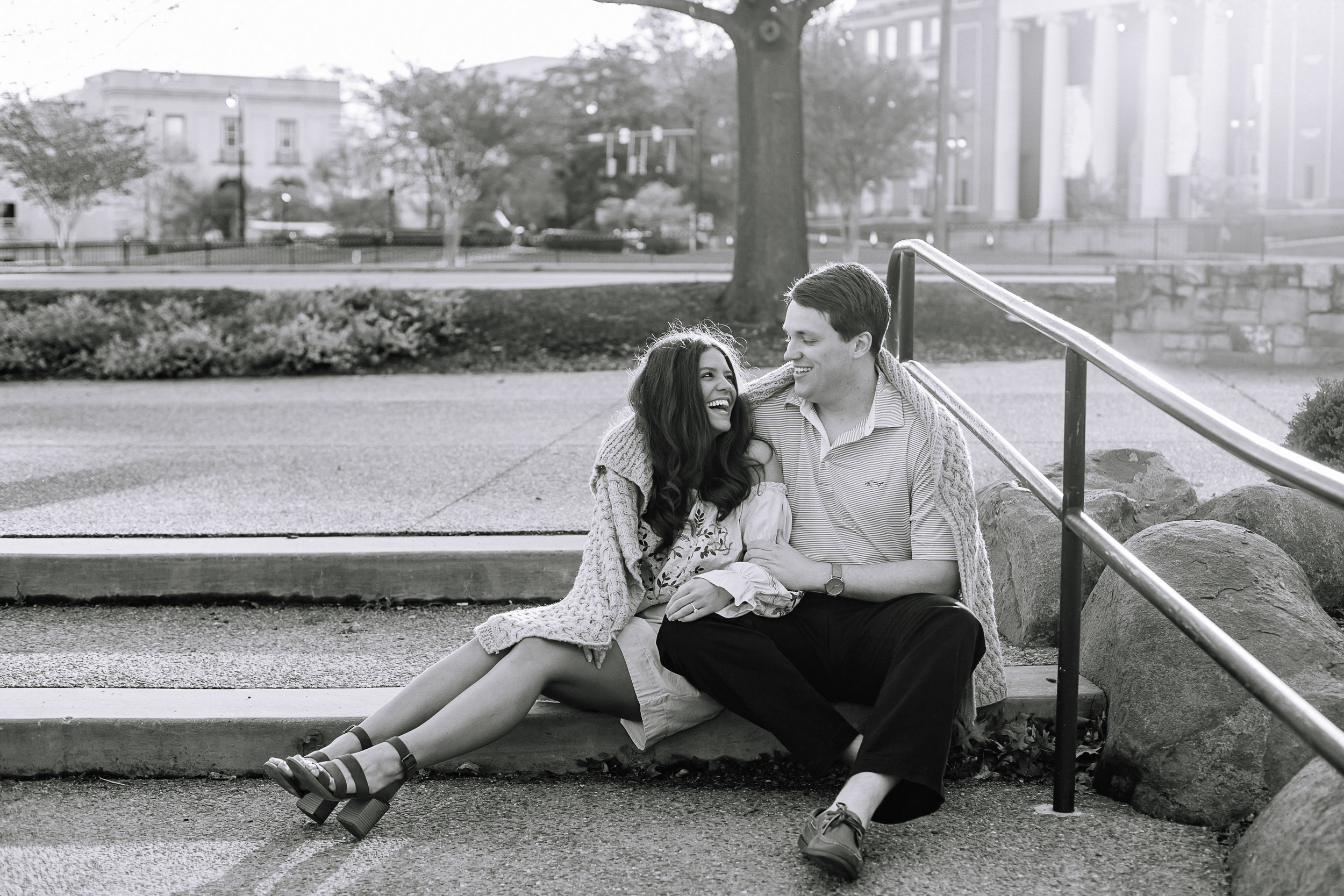 Engagement Session in Charlotte