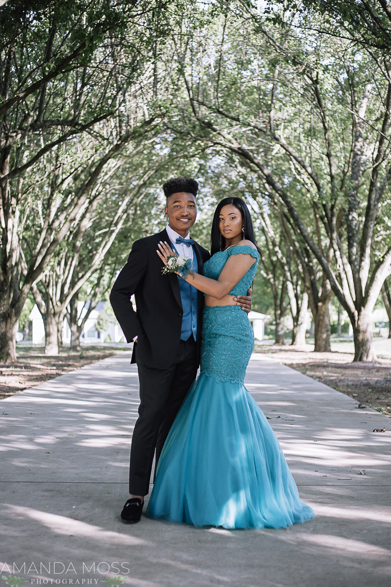 charlotte prom photography