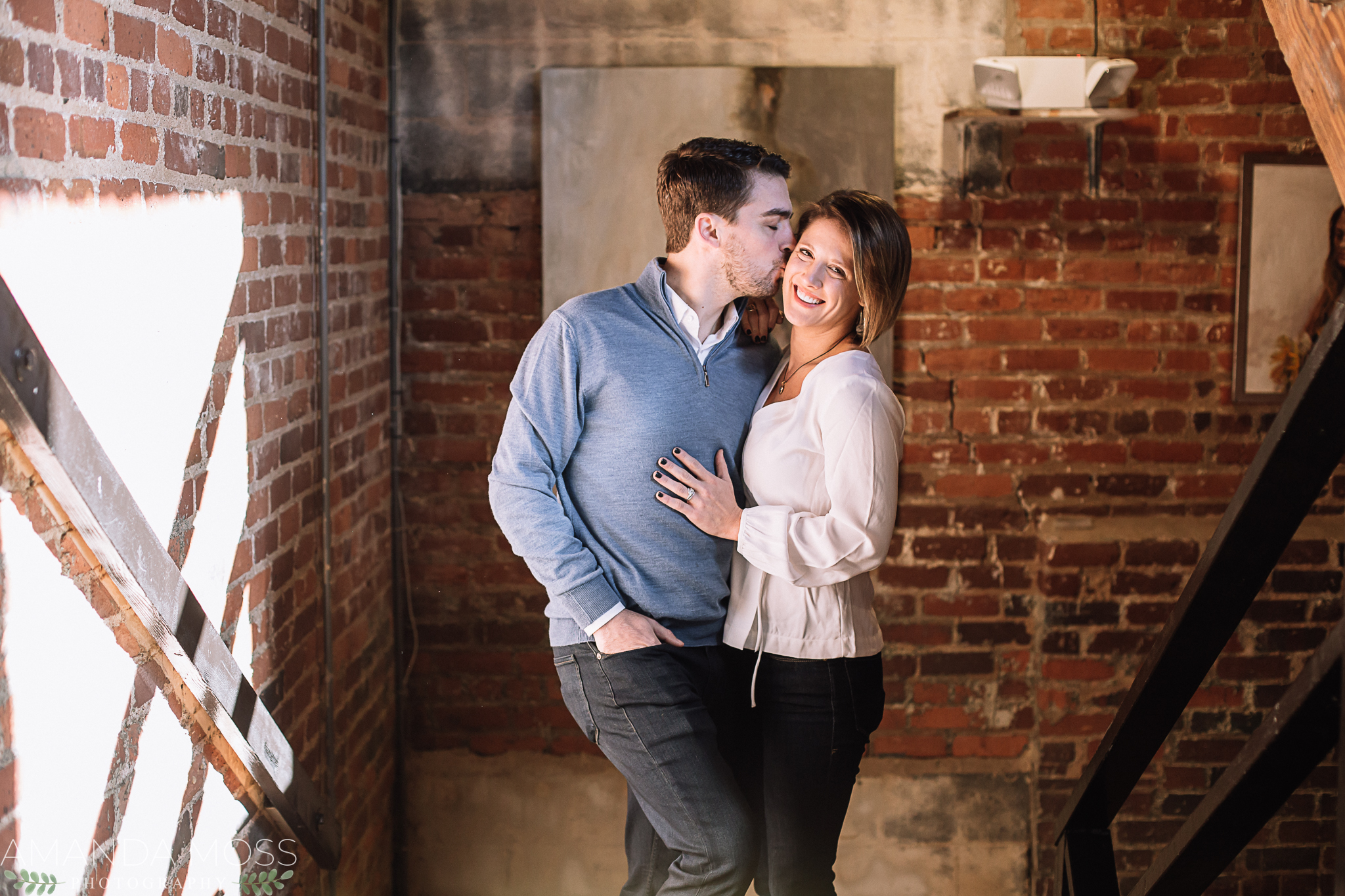 charlotte north carolina family photographer extended indoor