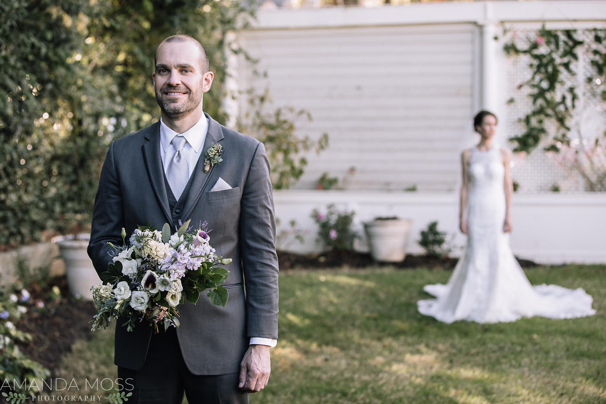 charlotte north carolina wedding photographer separk mansion