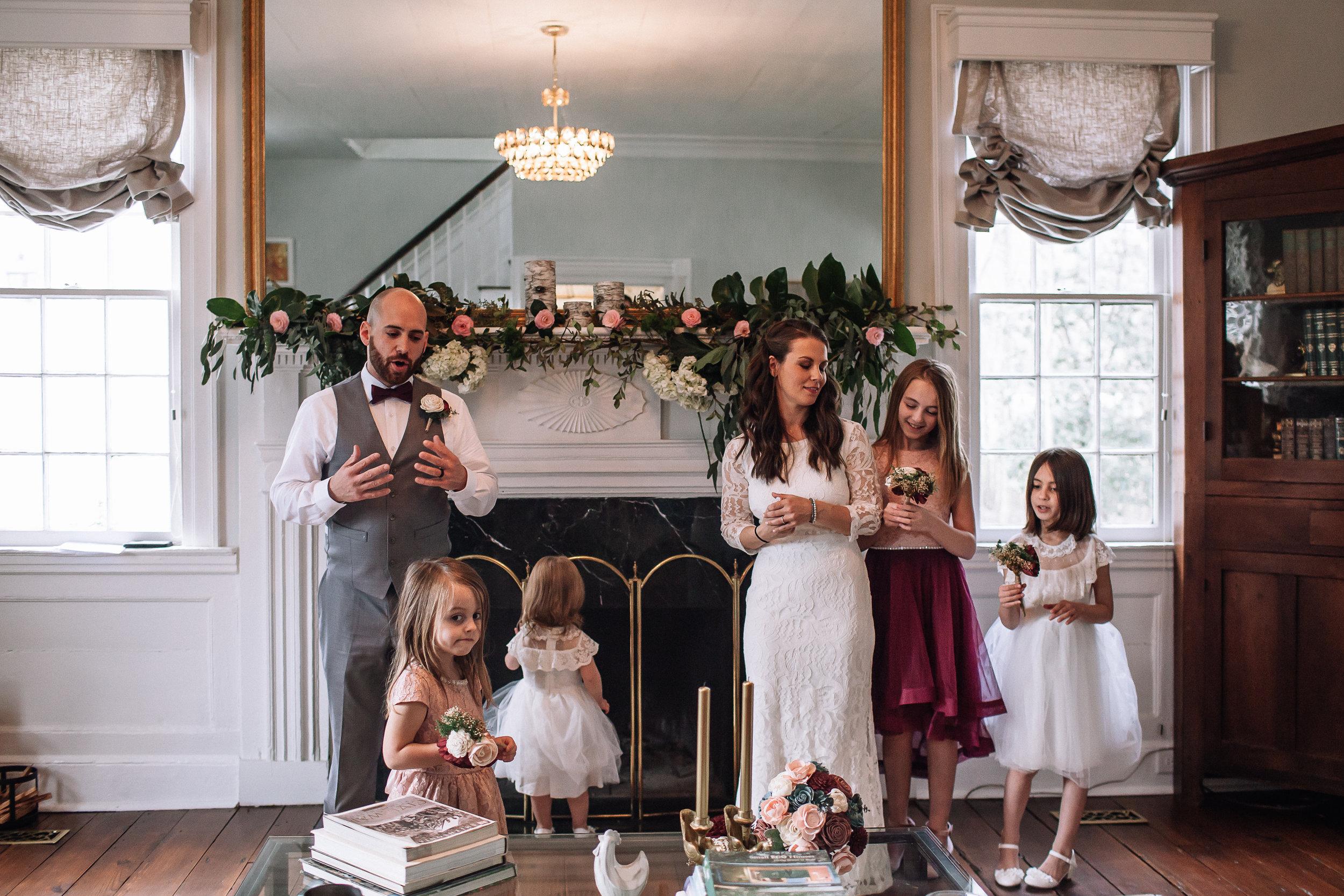 charlotte north carolina south carolina wedding photographer tipsy goat estate vow renewal