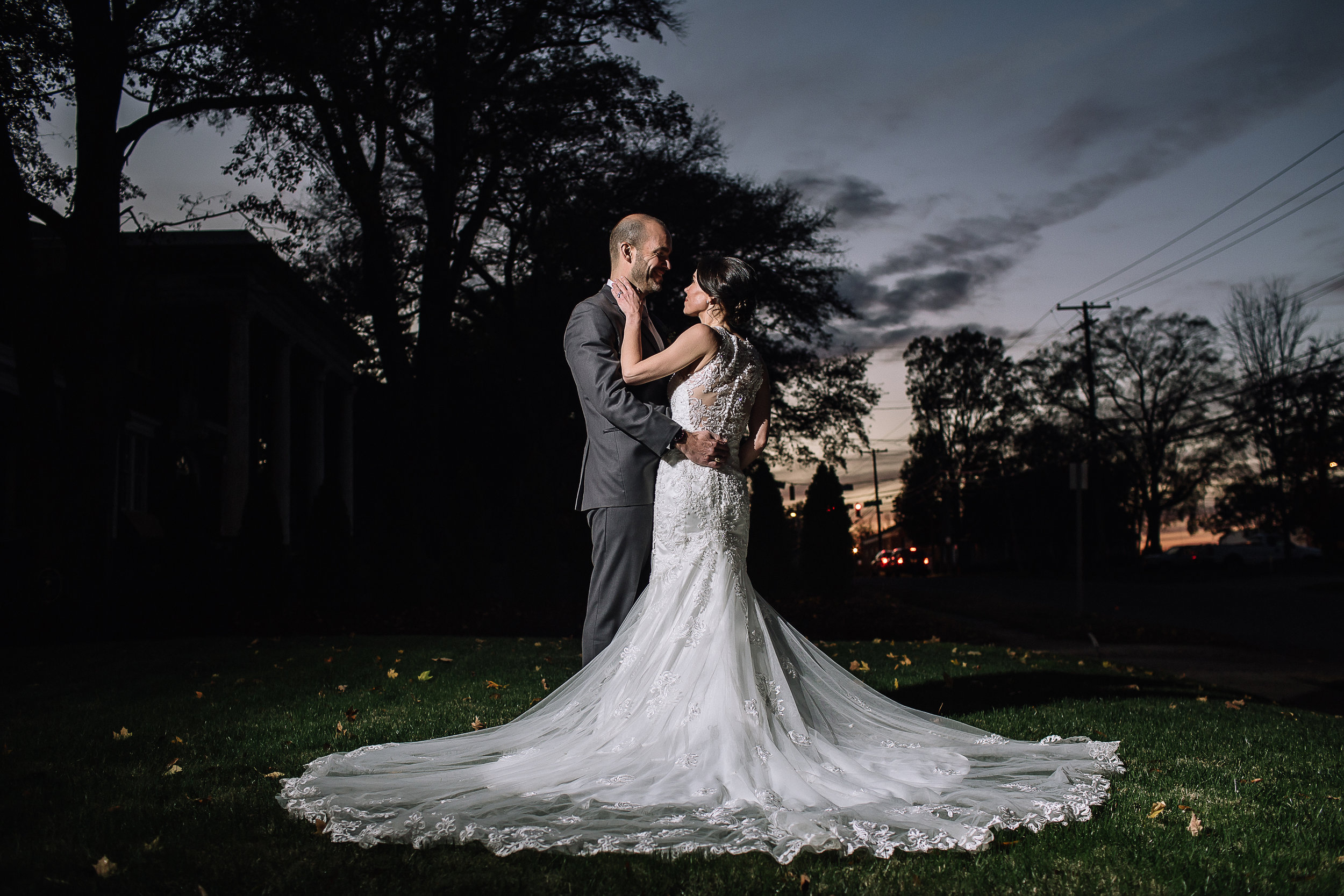 charlotte north carolina wedding photographers