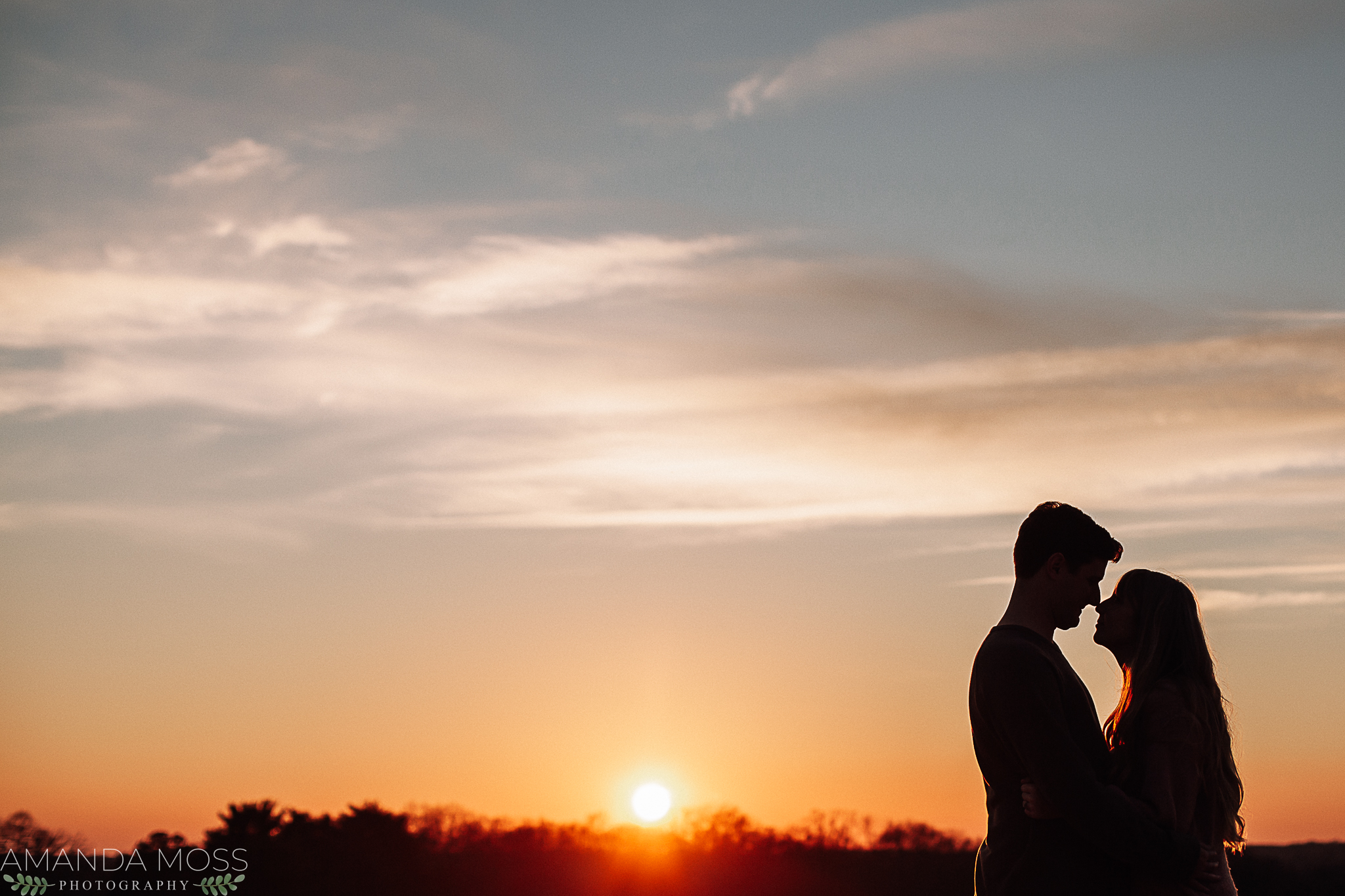 charlotte north carolina wedding photographer engagement session tanglewood park winston salem