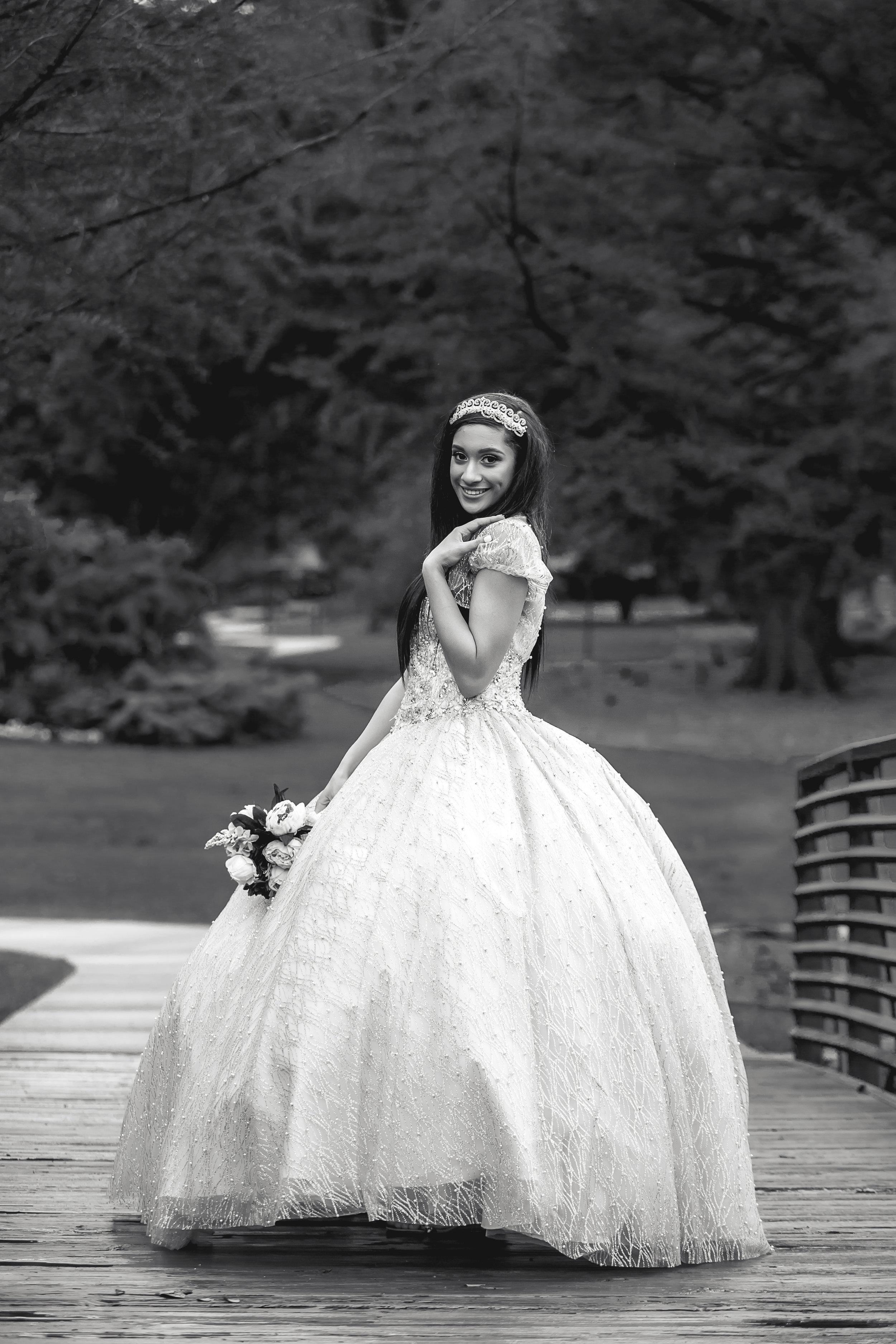 charlotte north carolina wedding portrait photographers quinceanera glencairn gardens