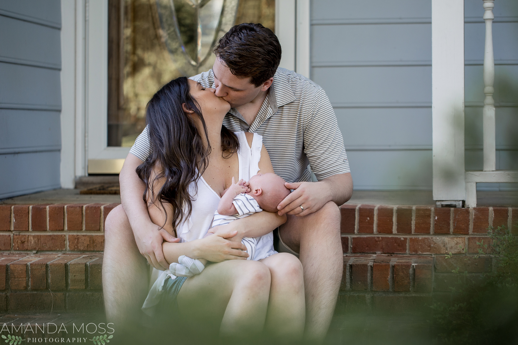 charlotte north carolina family newborn photographer