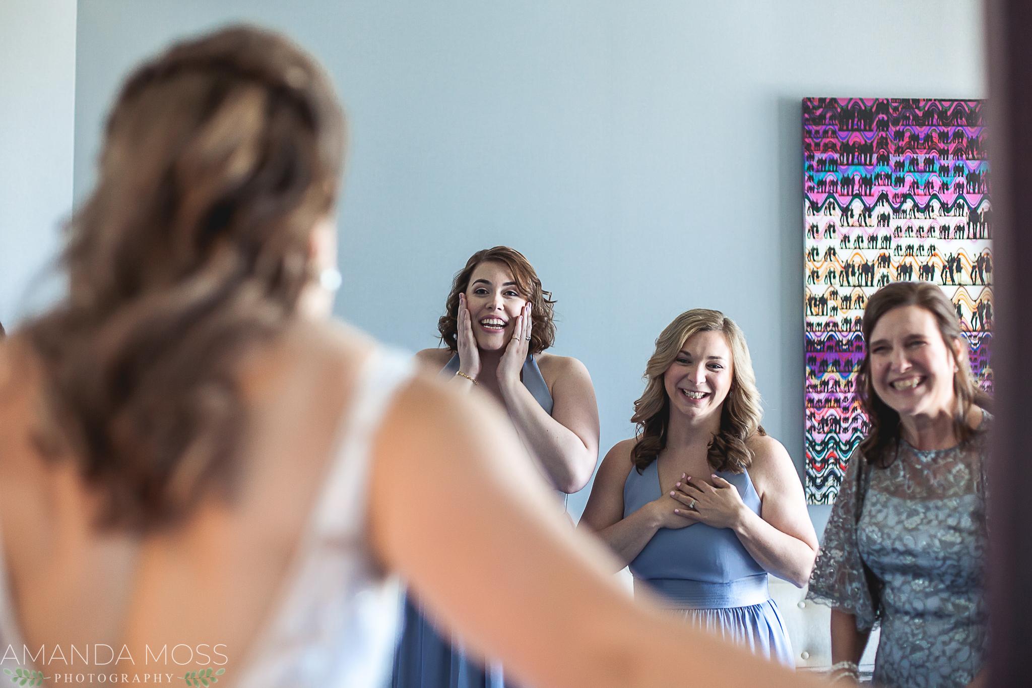 charlotte north carolina wedding photographer uptown mint museum