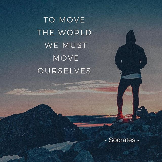 To move the world, we must move Ourselves . . . . . . #travel #quotes #travelquotes #athens #travelinspiration #mountain #bestviews #bestoftheday #photooftheday #walkingtour #people #inspiration #goodvibes