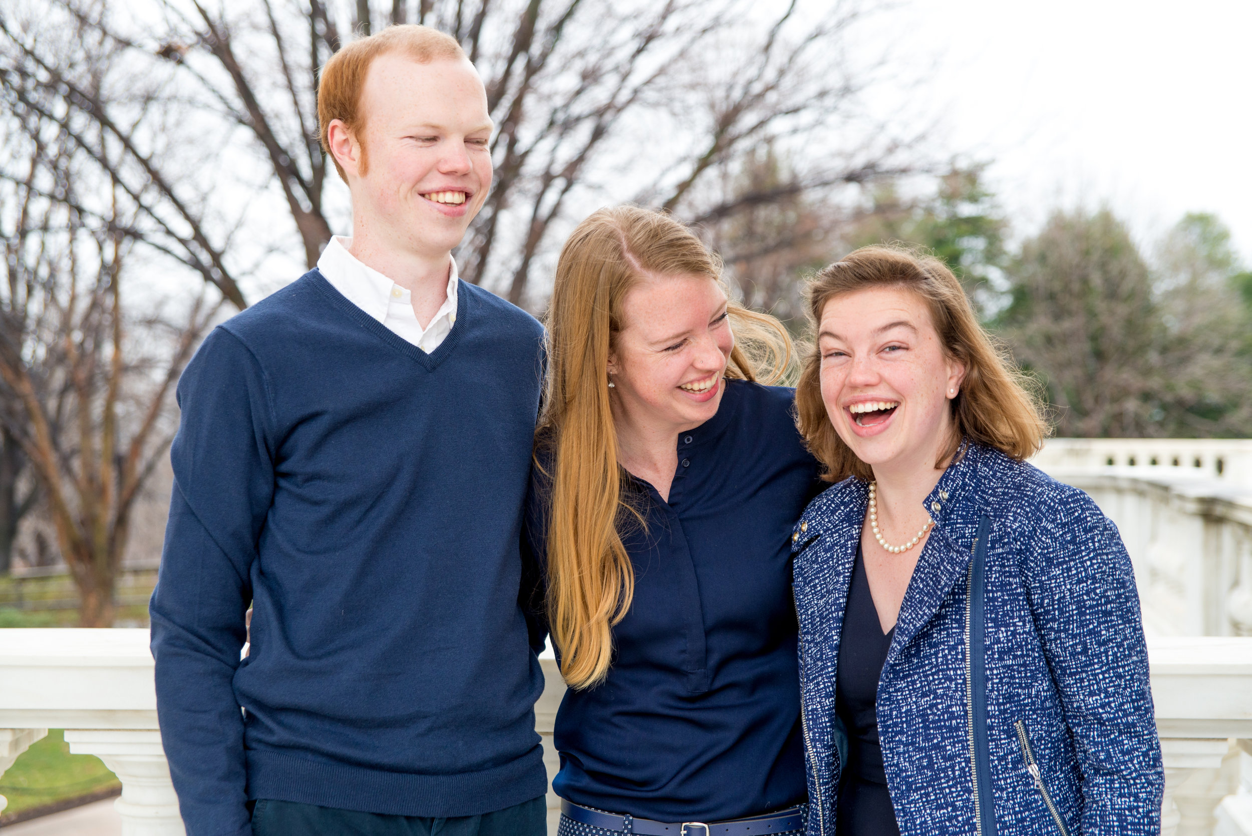 Arlington Family Portrait Session