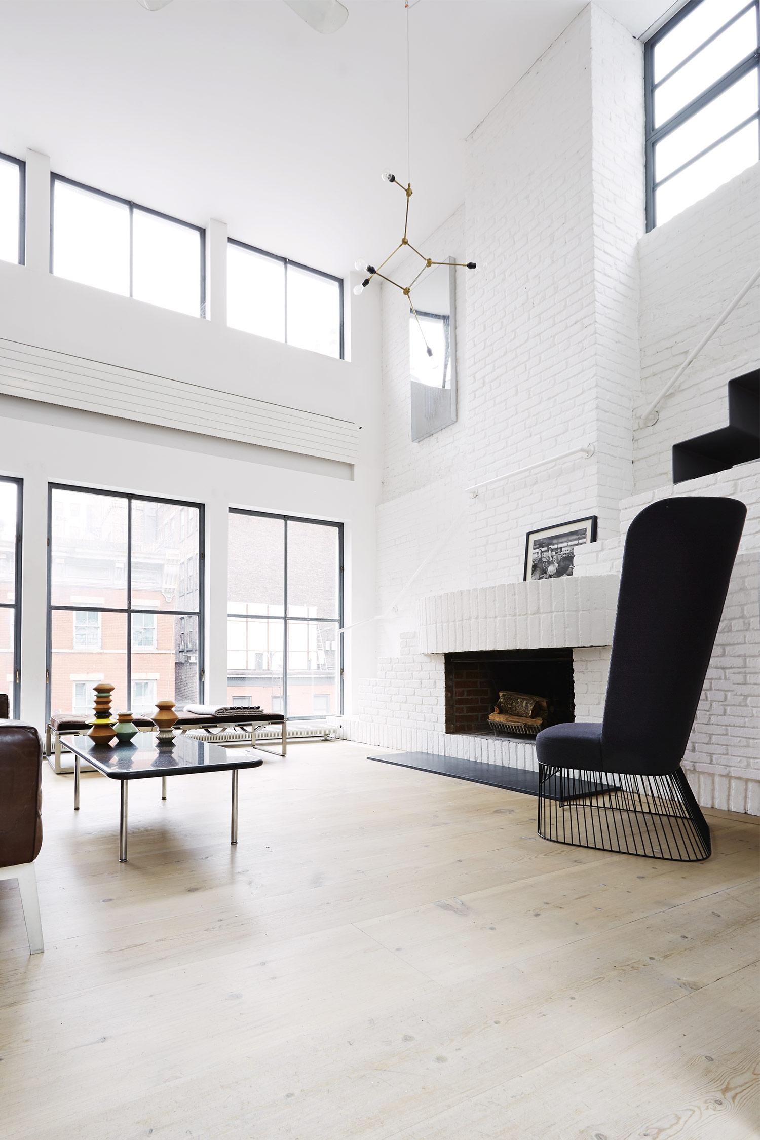 Harrison street - Interior / Residential