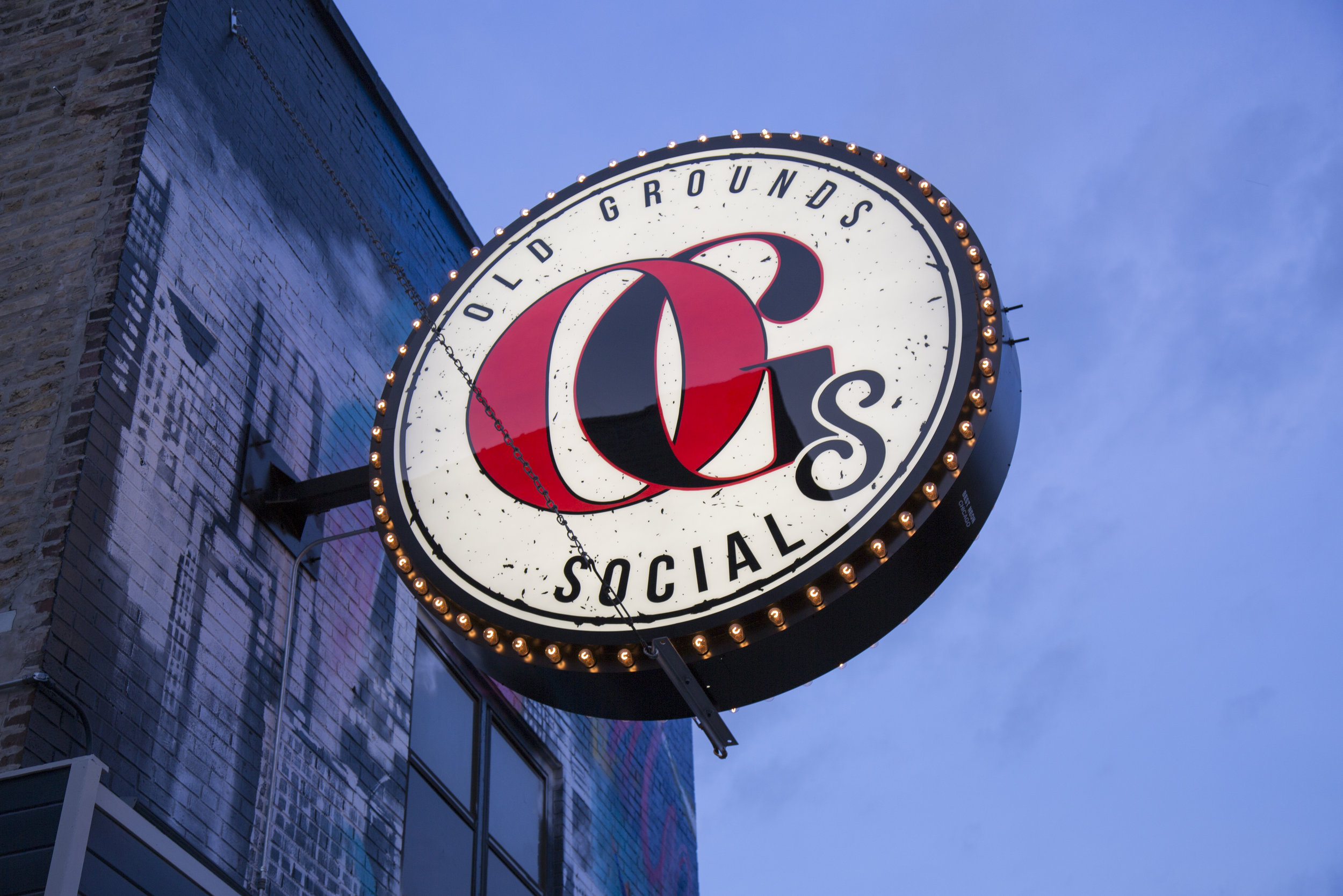 picture about Old Chicago Printable Menu known as Outdated Grounds Social
