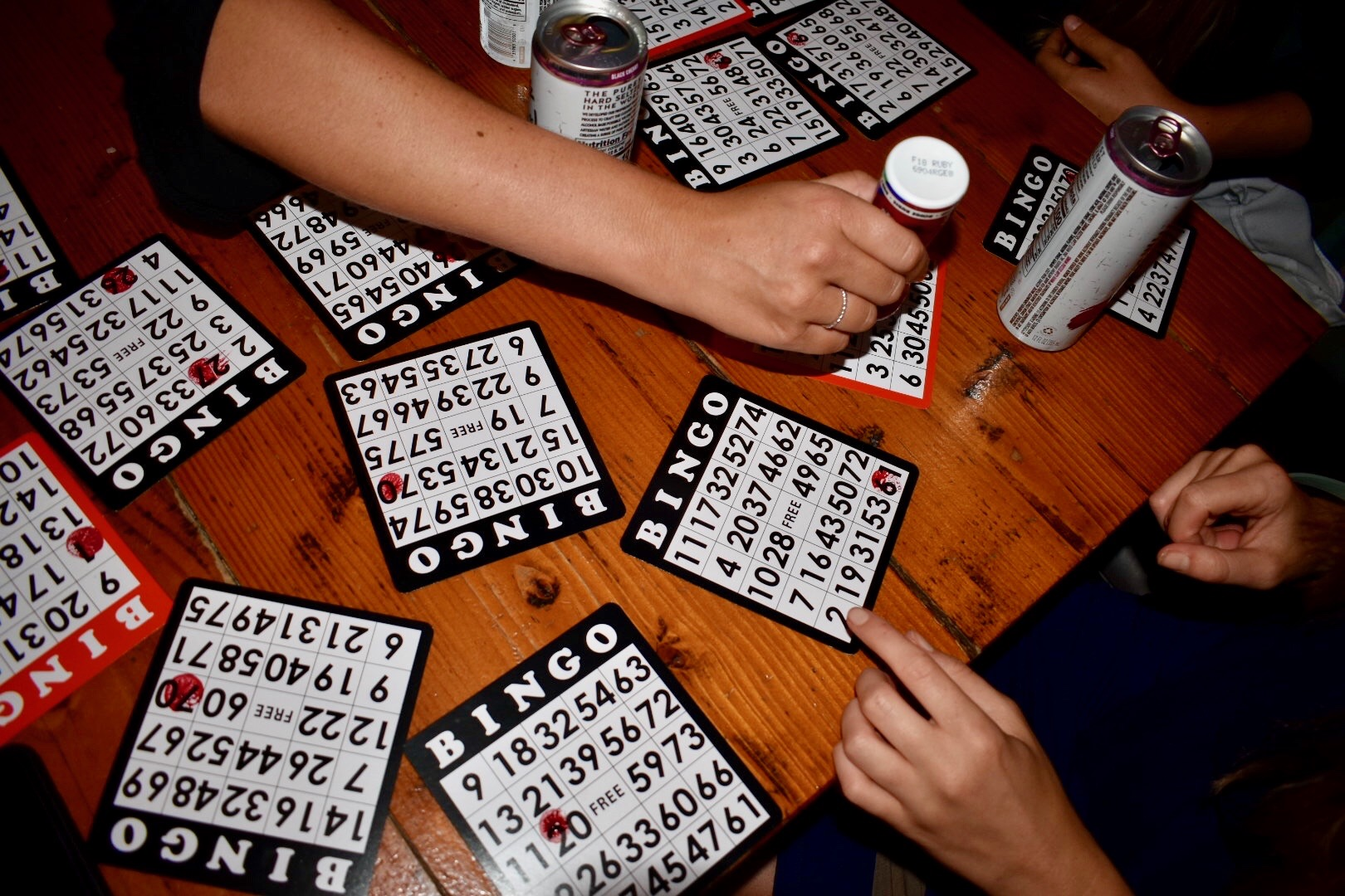 Boozy Bingo - Every Thursday Starting @ 8pm