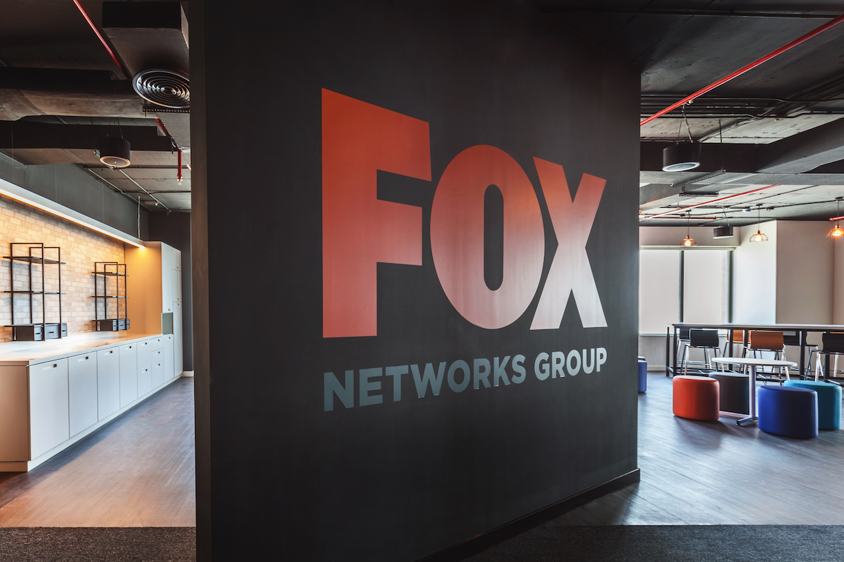 INC Group worked with Fox Network on design, interior construction & furniture supply at their Dubai Media City office.
