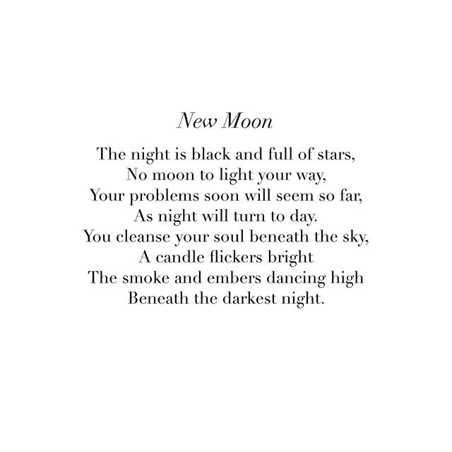 Who's ready for the super black new moon tonight? 🌚