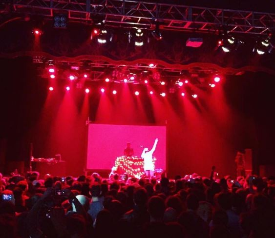 Review: Yasinn Bey Performs classic Mos Def