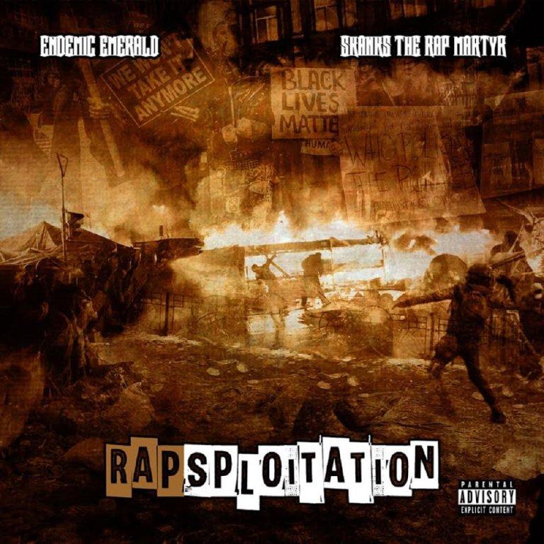 Review: Endemic Emerald & Skanks 'Rapsploitation'
