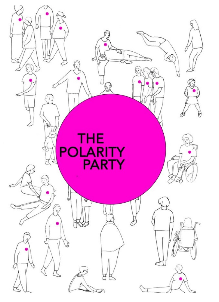 The Polarity Party By Michael Douglas Kollektiv