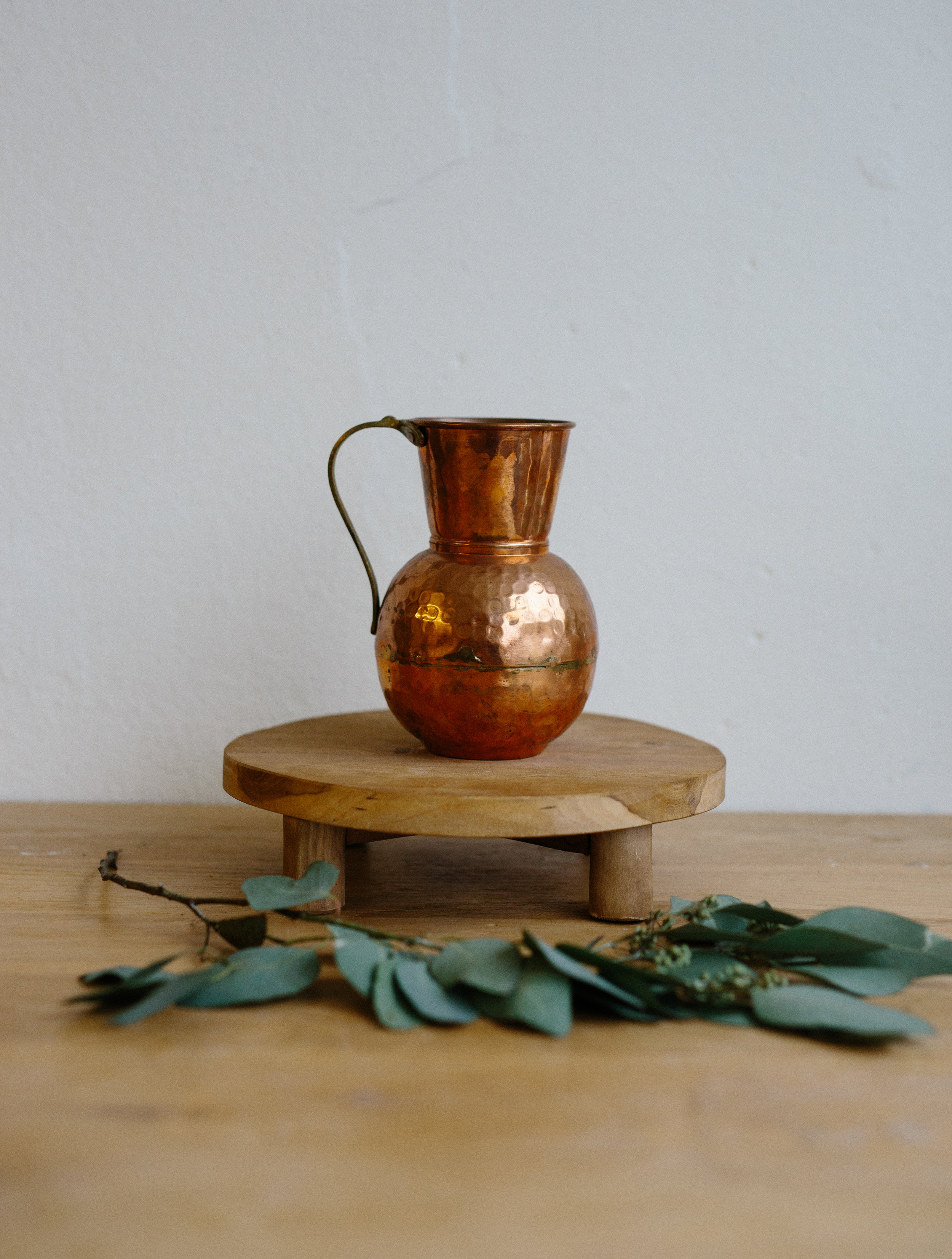 COPPER PITCHER // $8
