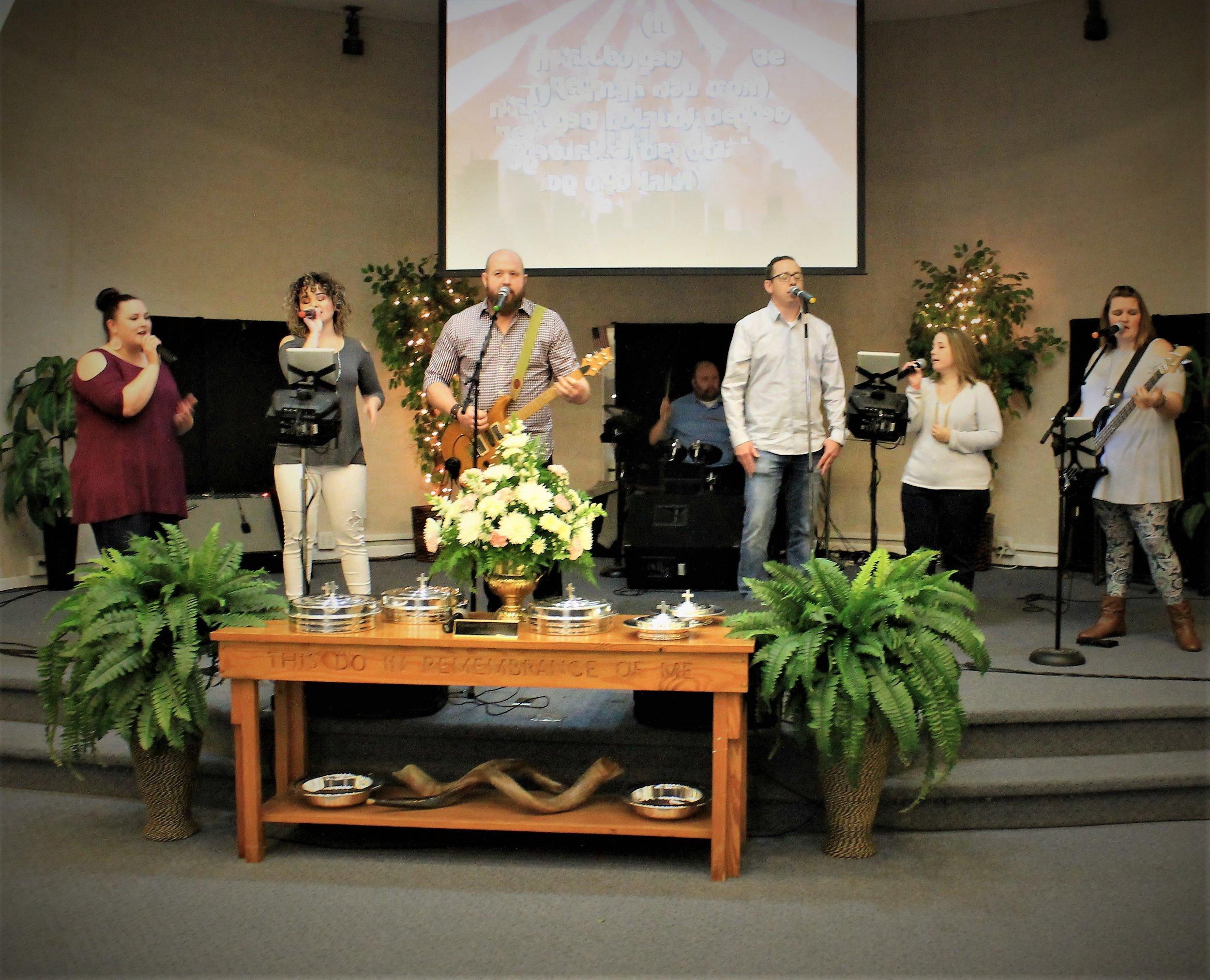 Praise & Worship -