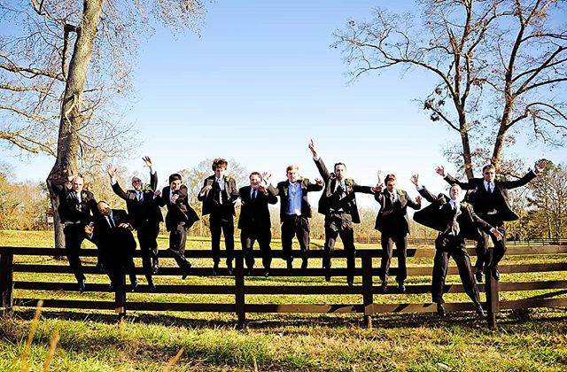 Happy FRIYAY!! . . We are so excited for the weekend because we have a day full of tours at the farm tomorrow! Contact us if you want to JUMP at the opportunity to tour the farm. .  #boglefarms #boglefarmsweddings #weddingvenue #georgiaweddings #georgiaweddingvenues #friyay #groomsmen #southernweddings #farmwedding #groom #